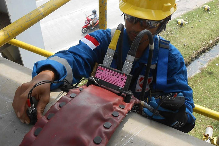 LRUT Guided Wave Ultrasonic Testing